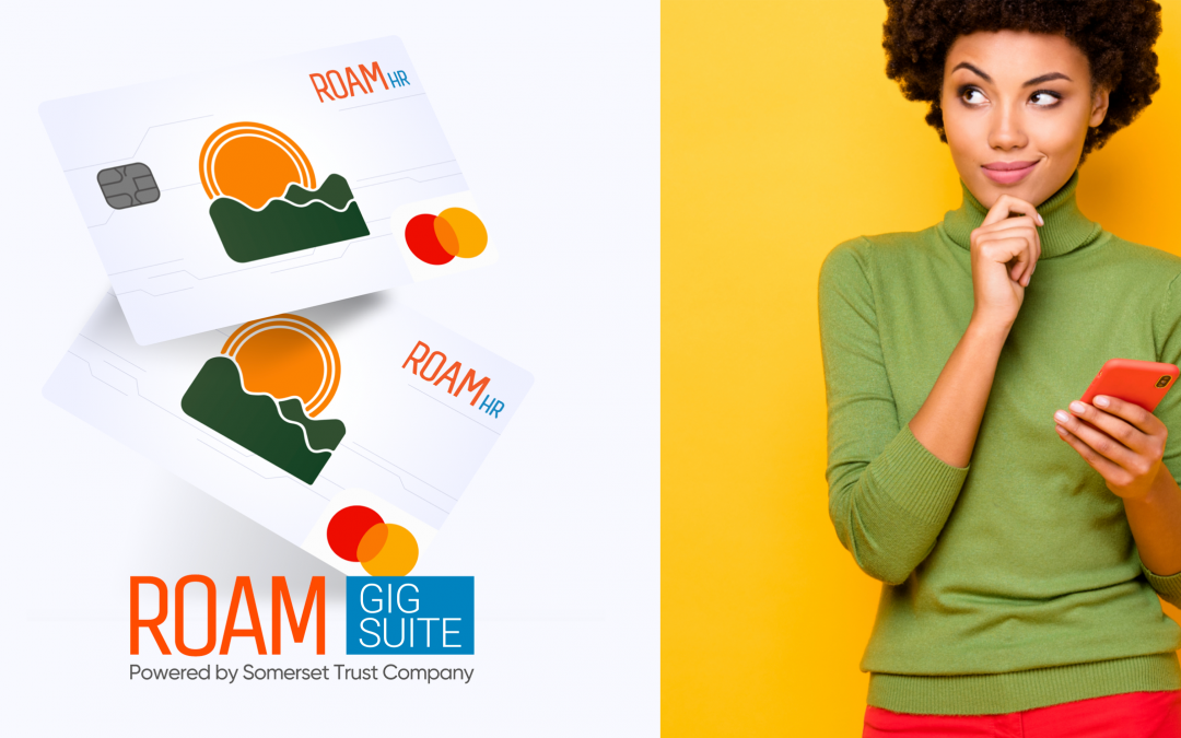 Roam Gig Suite Powered by Somerset Trust Released